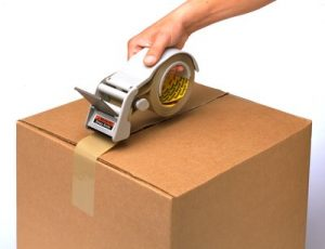 Packing Tapes used by packers and movers.