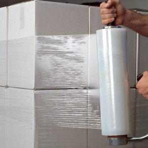 Stretch film used by packers and movers